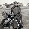Sioux Warrior, 1891 by Granger