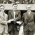 Sisler, Ruth & Cobb, 1924 by Granger