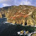 Slieve League, Co Donegal, Ireland by The Irish Image Collection