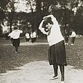 Softball Game by Granger