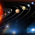 Solar System by Nasa