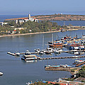 Sozopol Harbour by Tony Murtagh