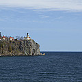 Split Rock Lighthouse 82 by John Brueske