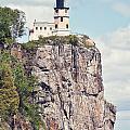 Split Rock Lighthouse by Pam  Holdsworth