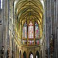 St. Vitus Cathedral by Mariola Bitner