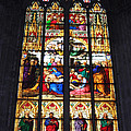 Stained Glass Window by Suhas Tavkar