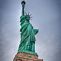Staute Of Liberty by Jiayin Ma