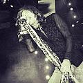 Steven Tyler In Concert by Traci Cottingham