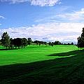 Stirling Golf Club Fairway by Jan W Faul