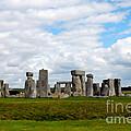 Stonehenge by Pravine Chester