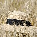 Straw Hat by Mats Silvan