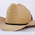 Straw Weave Cowboy Hat by Alan Look