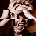 Stressed Man by Victor De Schwanberg
