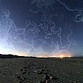 Summer Night Sky by Laurent Laveder
