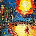 Sun City by Mark Kazav
