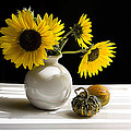 Sunflowers by Marina Astakhova