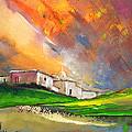 Sunset 25 by Miki De Goodaboom