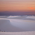 Sunset At White Sands by Sean Wray
