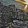 Sunset Please On The Rocks by Michael Frank Jr