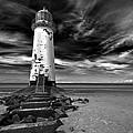 Talacre Lighthouse by Colin Ashworth