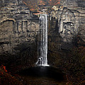Taughannok Falls by Richard Ortolano