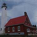 Tawas Point Lighthouse by Grace Grogan