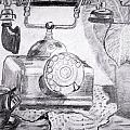 Tea Time by Vickie G Buccini