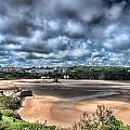 Tenby Pembrokeshire by Steve Purnell