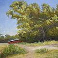 Tennessee Barn by Carol Conrad