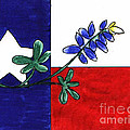 Texas Bluebonnet by Vonda Lawson-Rosa