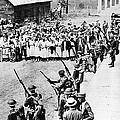 Textile Strike, 1934 by Granger