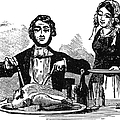 Thanksgiving, 19th Century by Granger