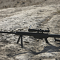 The Barrett M82a1 Sniper Rifle by Terry Moore