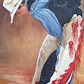 The Bull Rider by Barbara Haviland