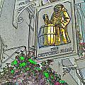 The Crutched Friar Public House by David Pyatt