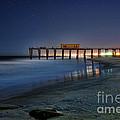 The Fishing Pier by Paul Ward