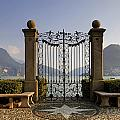 The Gateway To Lago Di Lugano by Joana Kruse