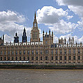 The Houses Of Parliament by Chris Day