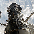 The Hubble Space Telescope by Stocktrek Images