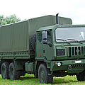 The Iveco M250 8 Ton Truck by Luc De Jaeger