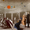 The New Planetarium In Paris, 1880 by Science Source