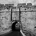The Porta Di Limisso The Old Land Gate In The Old City Walls Famagusta Turkish Republic Cyprus by Joe Fox