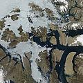 The Queen Elizabeth Islands by Stocktrek Images