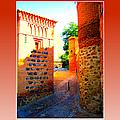 Toledo Stone Pathway by John Shiron