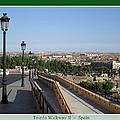 Toledo Walkway II by John Shiron