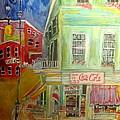 Tony's Fruit Store by Michael Litvack