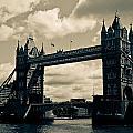 Tower Bridge by Dawn OConnor