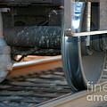Train Tires by Henrik Lehnerer