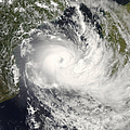 Tropical Cyclone Jokwe by Stocktrek Images