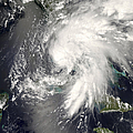 Tropical Storm Fay by Stocktrek Images